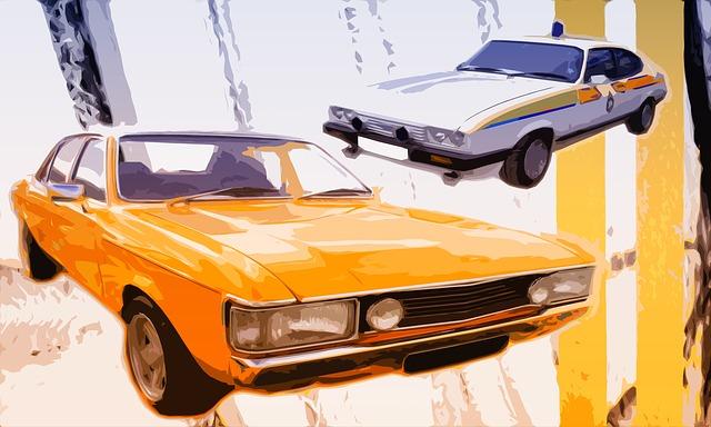 Ford, Granada, Capri, Classic, Cars, Autos, Vintage