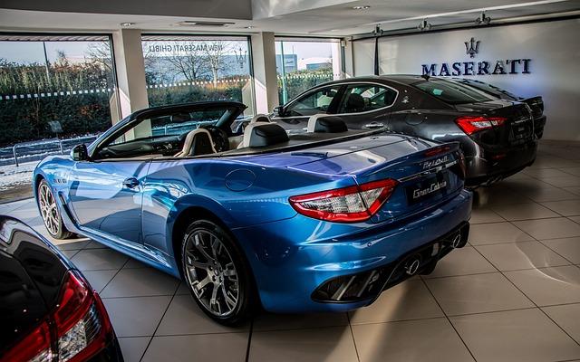 Maserati Granturismo, Mc Stradale, Grancabrio, Maserati