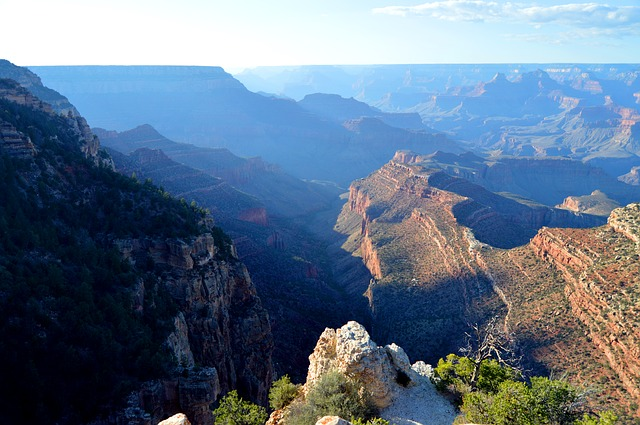 Grand Canyon, United States, Nature, National Park