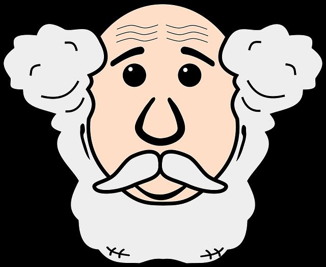 Face, Grandfather, Grandpa, Human, Man, Old, Old Man