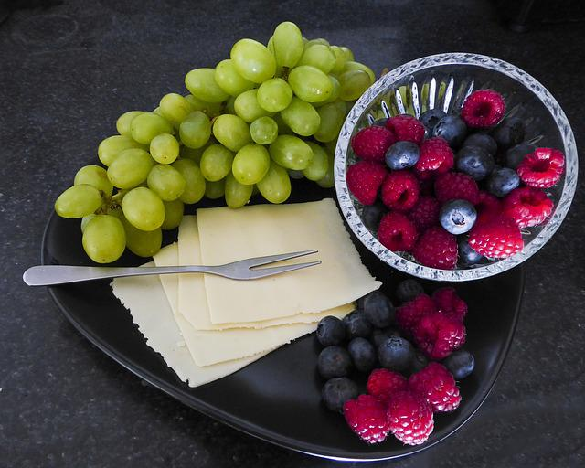 Fruit, Food, Berry, Grape, Sweet, Healthy, Still Life