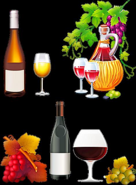 Wine, Grapes, Vines, Red Wine, White Wine, Vineyard