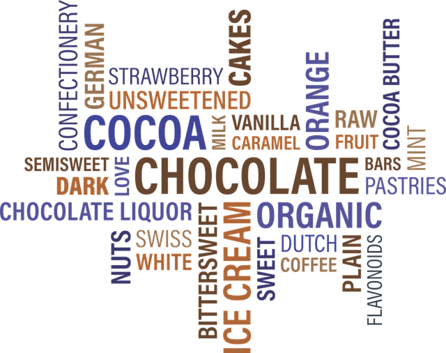 Chocolate, Cocoa, Graphic, Milk, Ice Cream, Cream, Cake