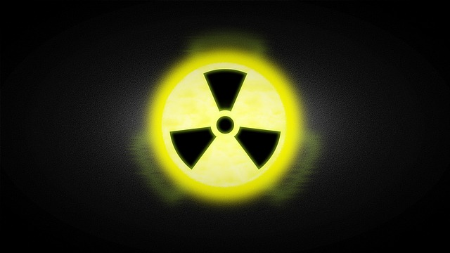 Radioactive, Graphic, Nuclear Power Plant, Industry