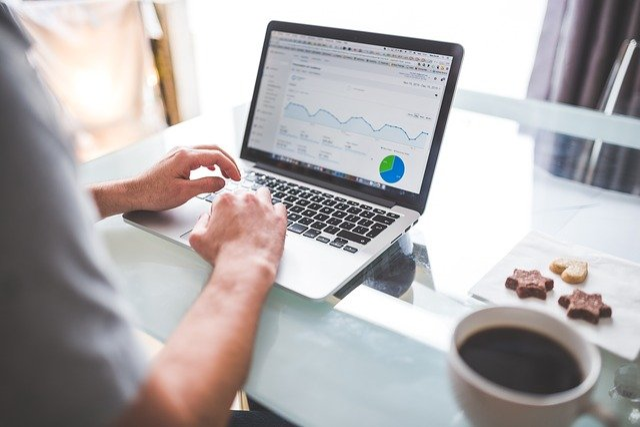 Analytics, Charts, Graphics, Marketing, Traffic, Seo