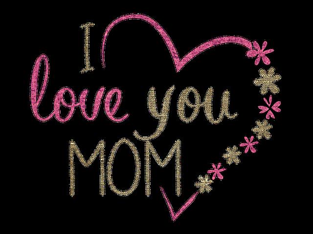 Mother's Day, Love, Gratitude, Luck, Mother, Heart
