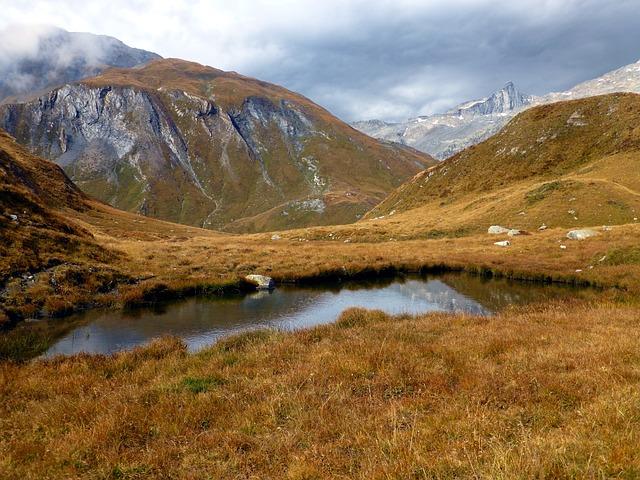 Greina, Plateau, Graubünden, Switzerland
