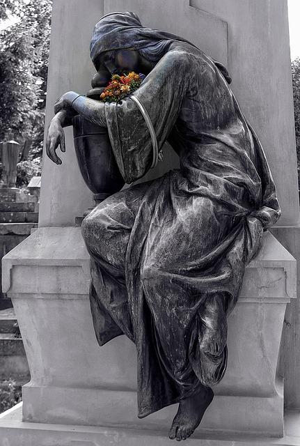 Grave, Cemetery, Death, Lviv, Ukraine, Headstone