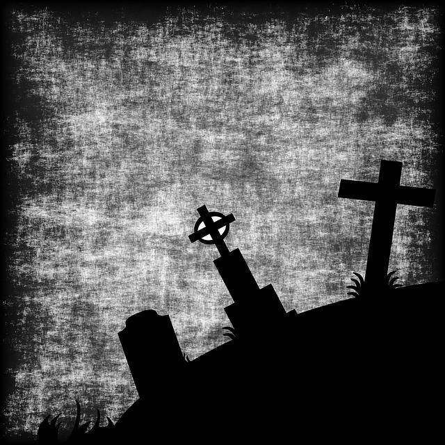 Graveyard, Spooky, Halloween, Cemetery, Scary, Dark