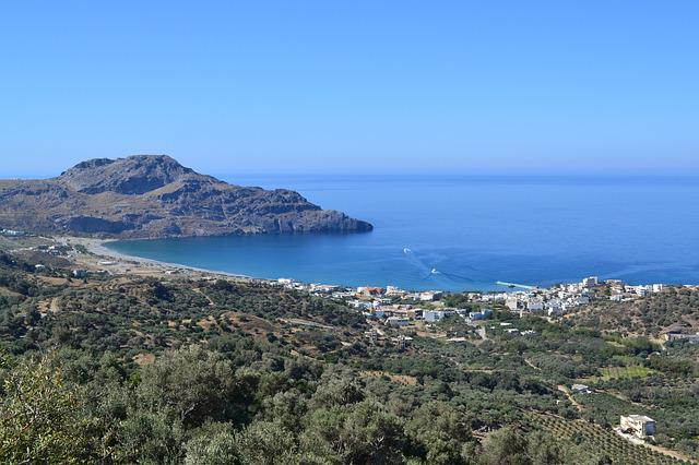 Greece, Crete, Landscape