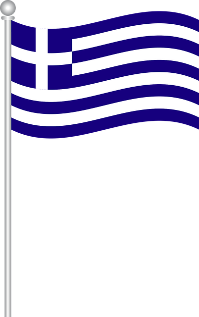 Flag Of Greece, Flag, Greece, World Flags
