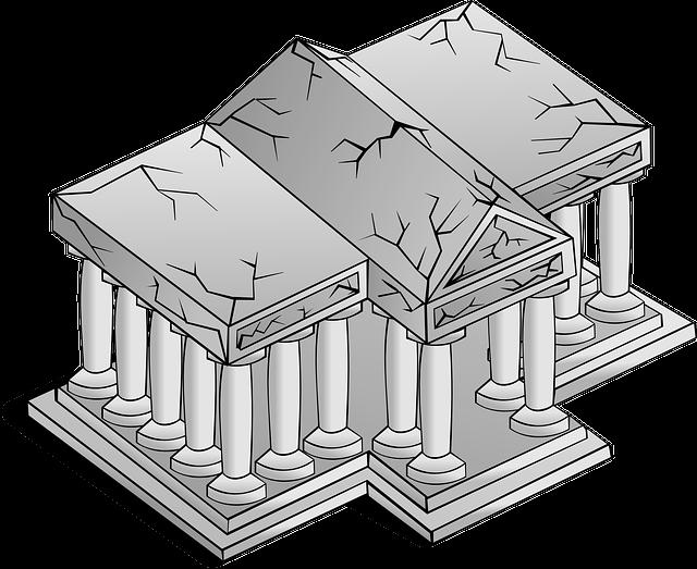 Temple, Architecture, Greek, Building, Columns, Antique