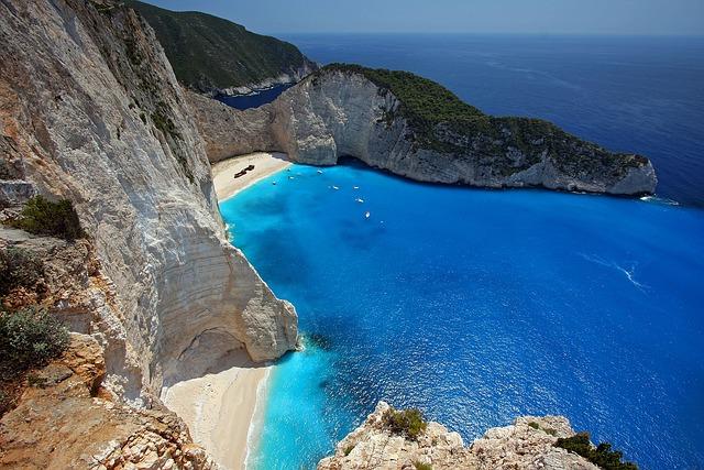 Zakynthos, Greece, Holiday, Sea, Travel, Greek Island