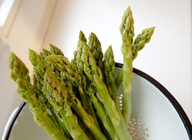 Green Asparagus, Asparagus, Asparagus Time, Food