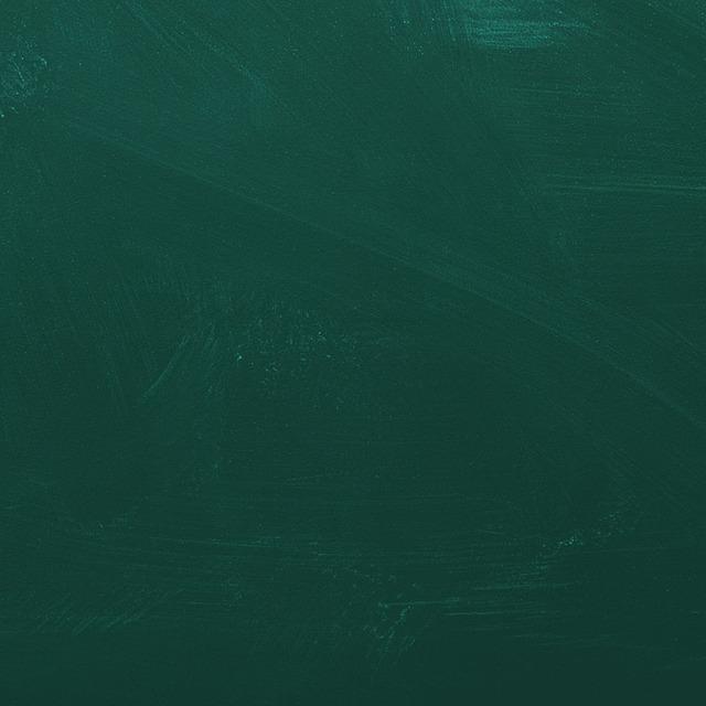 Chalkboard, Blackboard, Green, Background, School