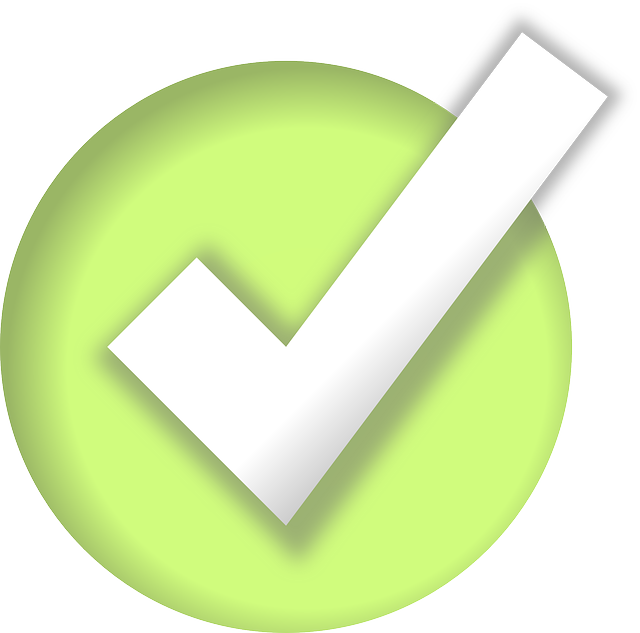 Correct, Done, Approved, Green, Circle, Round