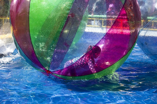 Colors, Green, Blue, Purple, Water, Play, Water Ball