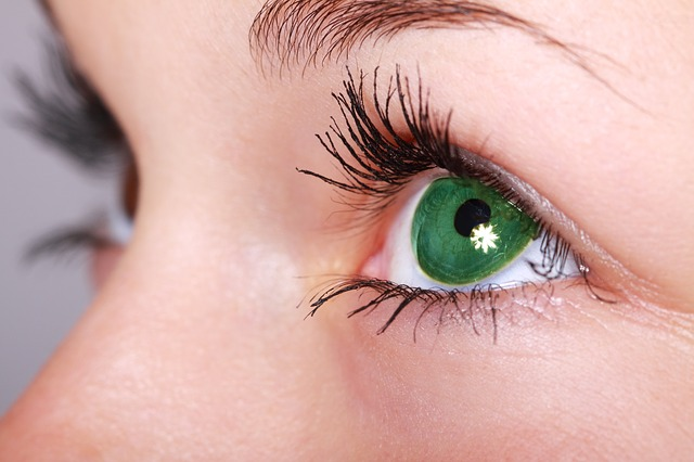 Eyes, Green Eye, Nice Eyes, Woman, Women's Day