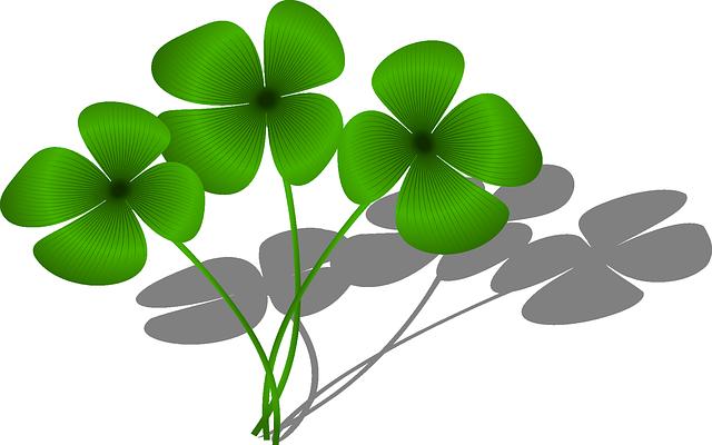 Clovers, Luck, Flora, Green, Plant, Symbol