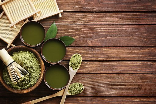 Matcha Powder, Fresh, Green, Powder, Matcha, Healthy