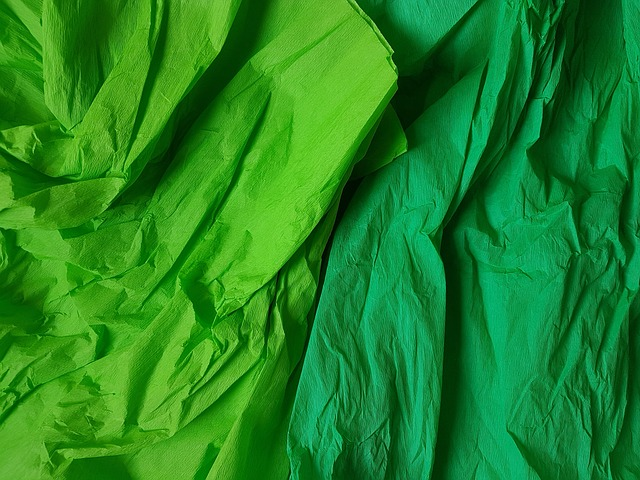 Green Background, Paper, New, Background, Green
