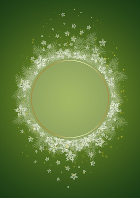 Christmas, Map, Star, Green, Background, Pattern
