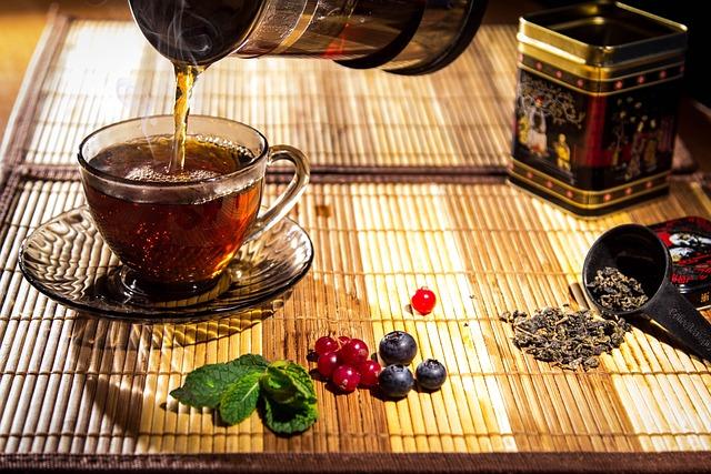 Tea, Maker, Herb, Drink, Cup, Green Tea, Leaf Tea