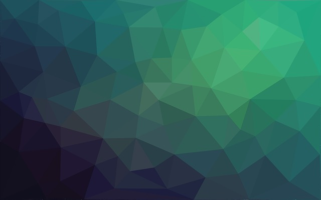 Low Poly, Background, Triangle, Green, Texture