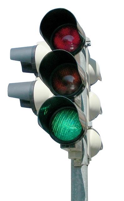 Traffic Lights, Green, Traffic Light Signal, Shining