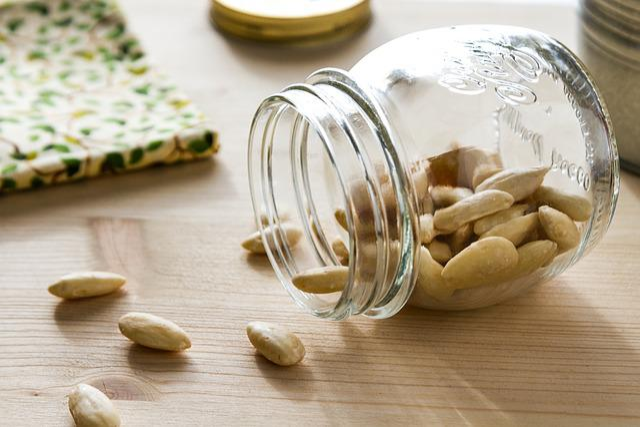 Food, Wallpaper, Greet, Almonds, Diet, Dried Fruit