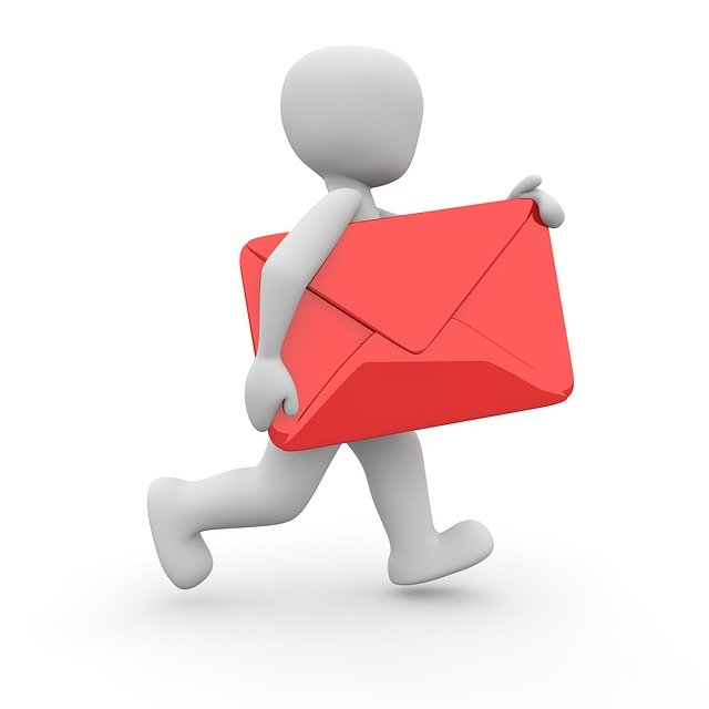 Post, Letters, Envelope, Leave, Message, Greeting Cards