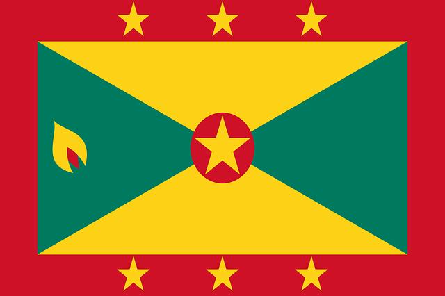 Grenada, Flag, National Flag, Nation, Country, Ensign