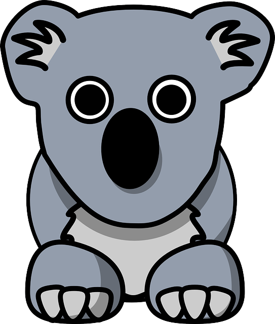 Koala, Animal, Cute, Grey, Bear, Australia