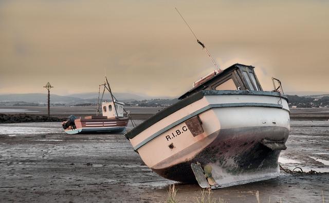 Boat, Water, Grey, Tide, Ocean, Summer, Sailboat, Sea