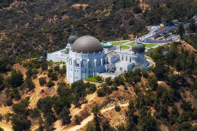 Griffith Observatory, Astronomy, Building, Landmark