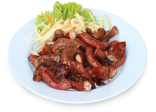 Thaifood, Grill Patties, Patties