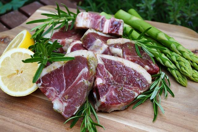 Lamb Steak, Steaks, Barbecue, Meat, Fry, Grilling