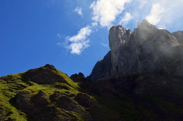 Eiger, Switzerland, Grindelwald, Kleine Scheidegg