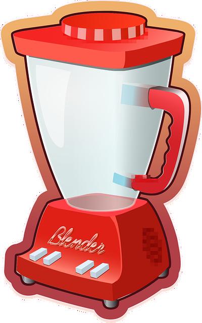 Blender, Grinder, Mixer, Equipment, Appliance, Domestic