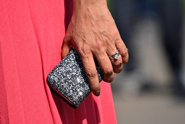 Hand, Finger, Woman, Body, Body Part, Purse, Hold, Grip