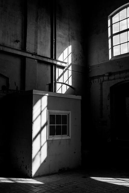 Groningen, Shadow, Black White