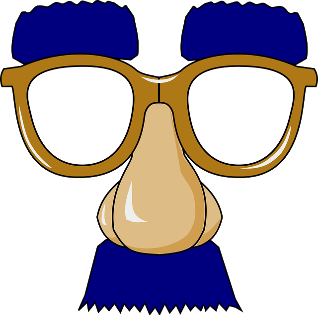 Groucho Marx, Glasses, Disguise, Costume, Funny