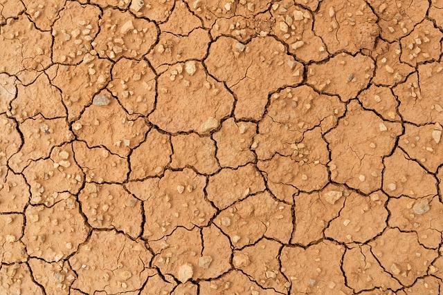 Soil, Cracks, Clay, Earth, Dry, Desert, Ground, Dirt