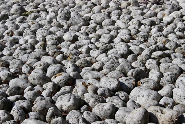 Pattern, Ground, Stone
