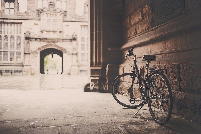 Bicycle, Bike, Urban, Grunge, Vintage, Cycle, Leisure