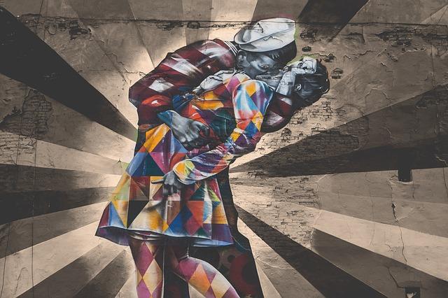 Street Art, Graffiti, Paint, Urban, Street, Grunge