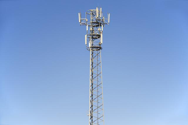 Gsm Relay, Telephone Pole, High Technologies