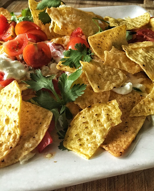 Nachos, Gluten Free, Guacamole