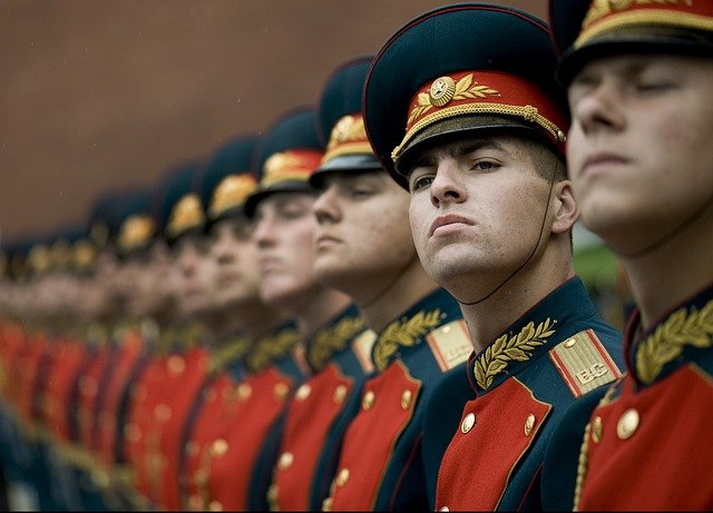 Men, Honor Guard, Soldiers, Ceremonial Guard, Guard