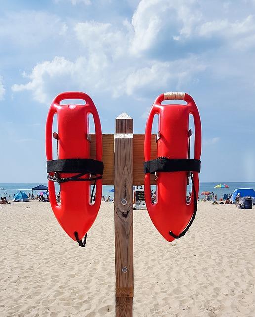 Lifeguard, Life Guard, Sea, Guard, Safety, Water